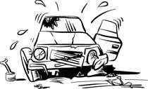 ДТП, авария, адвокат по ДТП, столкновоение